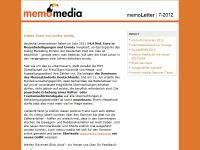 memoLetter 07.2012