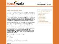 memoLetter 06.2012