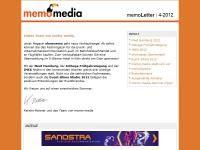 memoLetter 04.2012