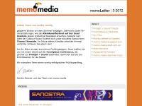 memoLetter 03.2012