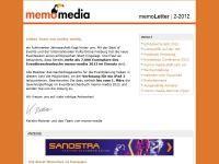 memoLetter 02.2012