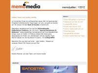 memoLetter 01.2012