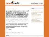 memoLetter 12.2011