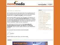 memoLetter 11.2011