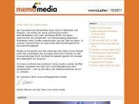 memoLetter 10.2011