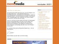 memoLetter 08.2011