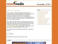 memoLetter 07.2011