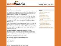 memoLetter 05.2011