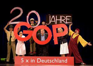 20 Jahre GOP - 20 Jahre Entertainment pur