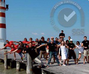 Skywalk erhält ISO 9001 Zertifikat