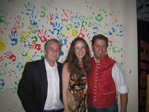 Party Rent Österreich auf der Gastro Premium Night in Salzburg