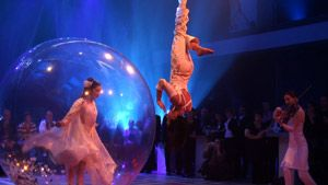 Sphere Celeste ist dieses Wochenende in Berlin zu sehen