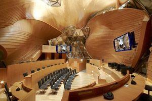 Satis&Fy liefert technische Ausstattung für umgebautes Plenum
