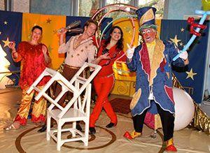 ART & BALANCE Kinder-Entertainment