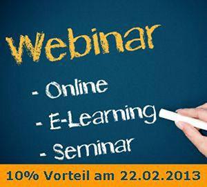 Fernstudientag am 22. Februar 2013: Studieninstitut für Kommunikation beteiligt sich mit kostenlosen Webinaren und Bonus auf Lehrgangsgebühr