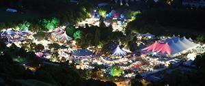 Tollwood Kulturfestival feiert 25. Geburtstag