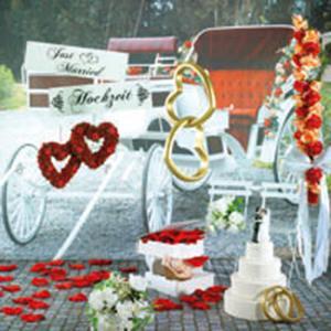 Deko-Spezialist Woerner - Romantische Arrangements für besondere Events