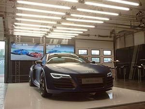 Road Trip mit Audi