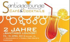 Santiago Lounge feierte ihren zweiten Geburtstag