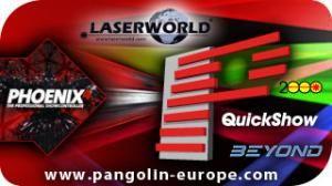 Pangolin Laser Systems übernimmt Phoenix Showcontroller