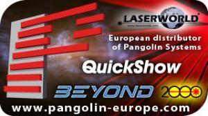 Laserworld erhält erweiterte Distributionsrechte von Pangolin Laser Systems
