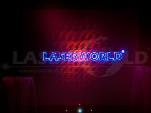Laserworld war auf der Prolight+Sound 2013 in Frankfurt