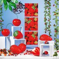 Deko Spezialist Woerner - Zum Anbeißen: Obst und Gemüse als sommerfrische Deko-Idee