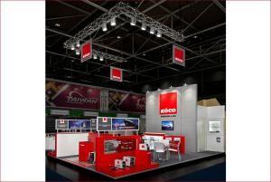 Köster & Co. GmbH erfolgreich auf der Euroblech