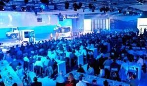 marbet begeistert 2.000 Gäste von Mercedes-Benz Special Trucks