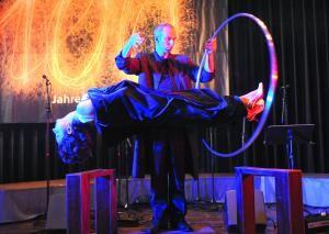 Magic Candle Light Dinner - Internationale Zauberkunst im Schlosshotel Großer Gasthof in Ballenstedt