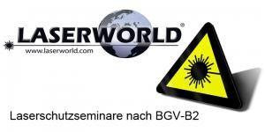 """Laserworld stellt Seminarreihe """"Laserschutzseminar zum Laserschutzbeauftragten nach BGV-B2"""" für den Herbst 2013 vor"""