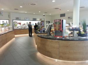 L & D eröffnet neues Betriebsrestaurant in Oelde bei Bielefeld