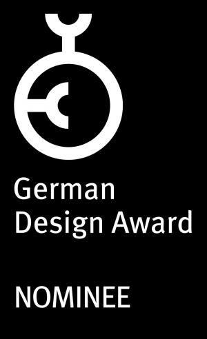 Kirberg erhält Nominierung für den German Design Award 2014