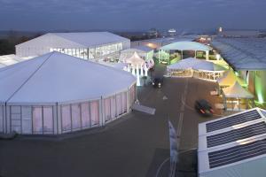 Event- und Zeltmesse INTERTENT im November