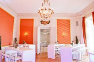 Party Rent unterstützt Partner-Event in der Villa Rothschild