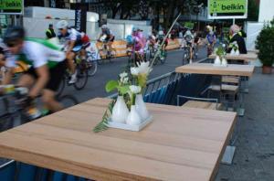 Vattenfall-Cyclassics 2013 mit Party Rent