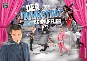 """""""DER RUHRSTADT-SCHNÜFFLER"""" im Varieté et cetera"""