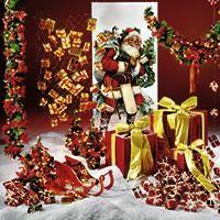 Deko Spezialist Woerner - Sterne und Schleifen: zauberhafte Zutaten für ein romantisches Weihnachtsflair