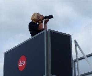 Off-Roadshow mit der Leica BirdBox – näher dran geht nicht!