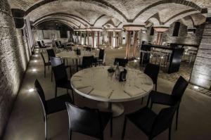 Event-Ausstattung im historischen Bauwerk