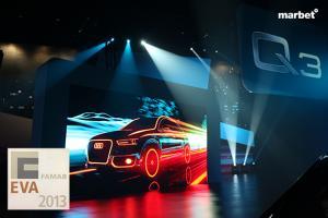 ADAM & EVA Award 2013: Bronze für Audi-Projekt in China