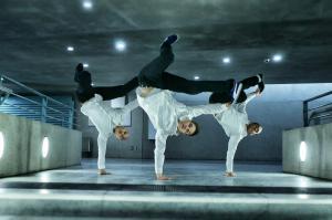 Zwischen Eleganz und Akrobatik: Die Breakdance-Shows der Topp Doggz aus Berlin