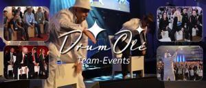 Drum Olé  mit neuem Team-Event-Modul
