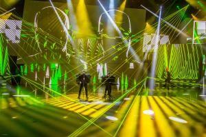 Spektakuläres Großevent für den Konzernabend der Volkswagen Group