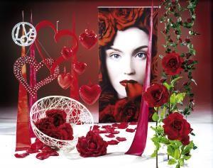 Dekospezialist Woerner: Die Liebe im Mittelpunkt – zauberhafte Dekoration zum Valentinstag