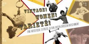 Vintage! Women! Variete! präsentiert eine neue Jongleurin