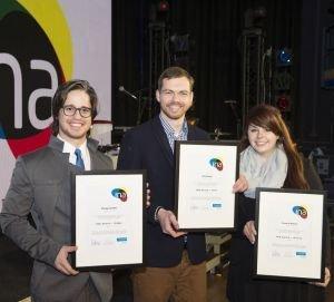 Gewinner des 9. INA Internationaler Nachwuchs Event Award: Niels Borgel, Karlshochschule