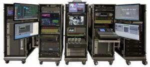 XL Video bietet höchste Broadcast-Qualität mit mobiler 3G/HD-PPU-Regie