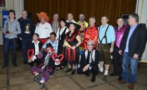Showtreff im Adlerpalast in Rüsselsheim