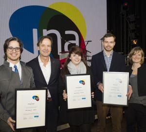 Gewinner des 9. INA auf der BEST OF EVENTS 2014 gekürt
